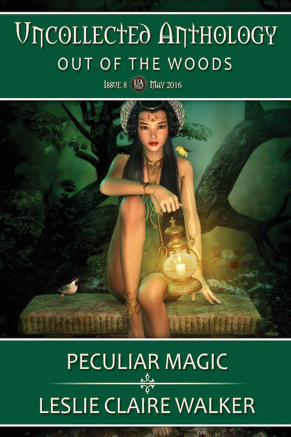 Book Cover: Peculiar Magic