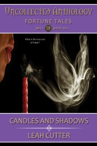 Book Cover: Candles and Shadows