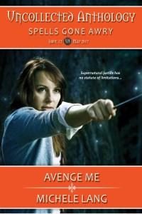 Book Cover: Avenge Me