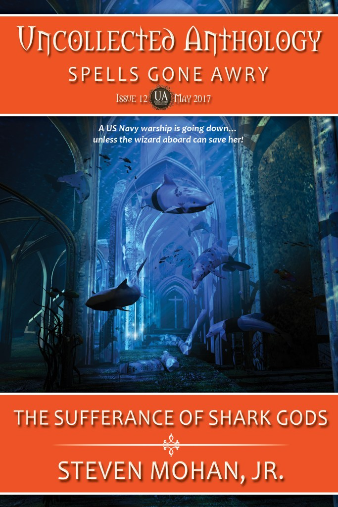 Book Cover: The Sufferance of Shark Gods
