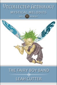 Book Cover: The Fairy Boy-Band