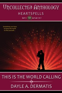 Book Cover: This is the World Calling