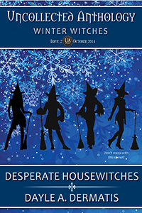Book Cover: Desperate Housewitches