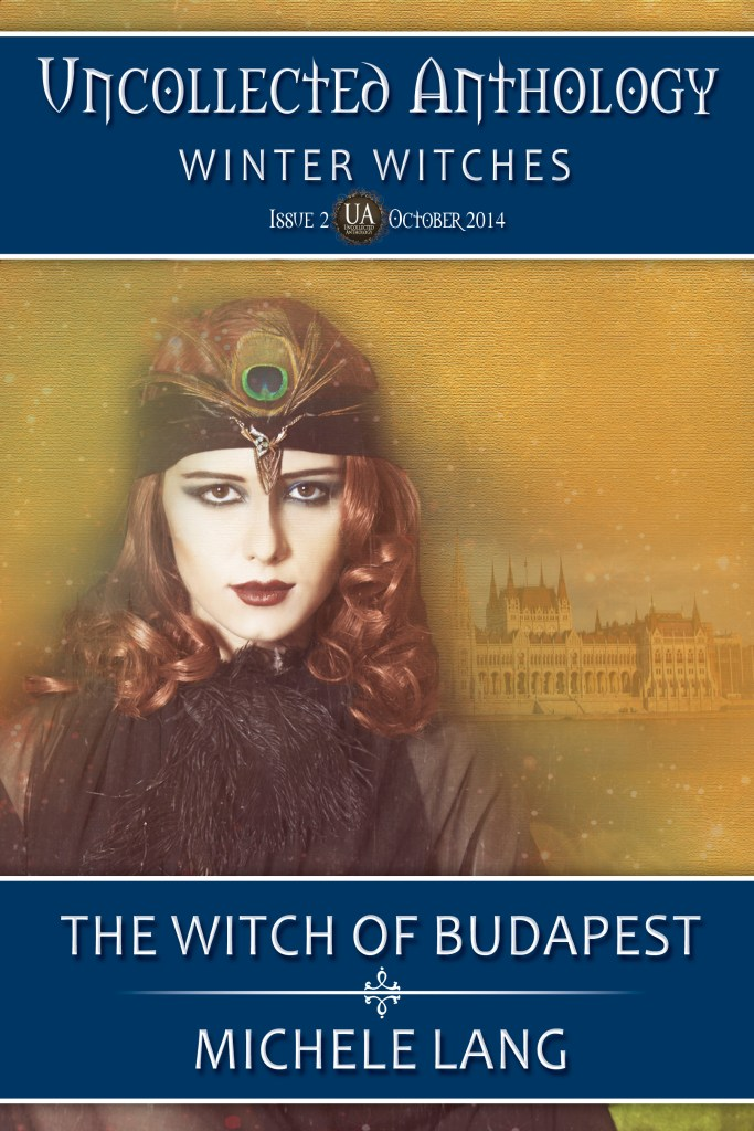 Book Cover: The Witch of Budapest