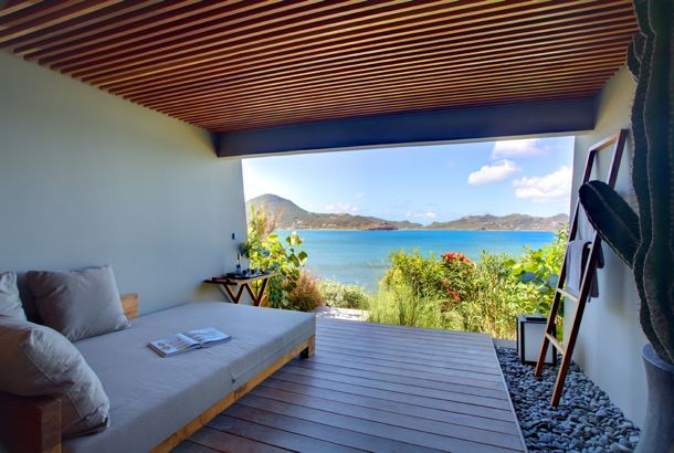 Uncommon Envy New Spa At Christopher Hotel St Barts