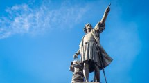 Columbus Day Exploring Mystery Of Christopher
