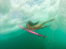 Duck Diving Soup Bowl Barbados
