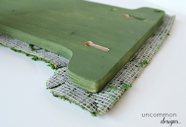 Moss Covered Ersand