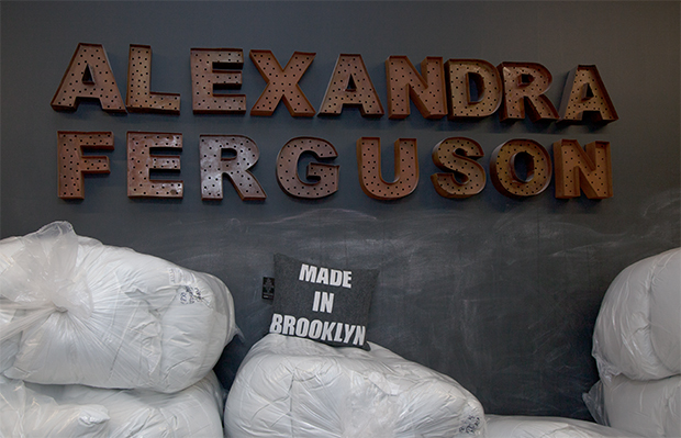 studio with alexandra ferguson