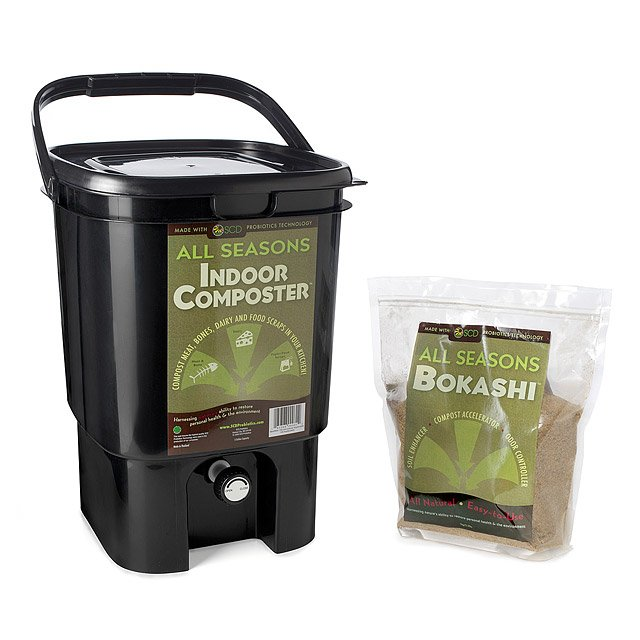 kitchen composter cabinets kings bokashi indoor system uncommongoods
