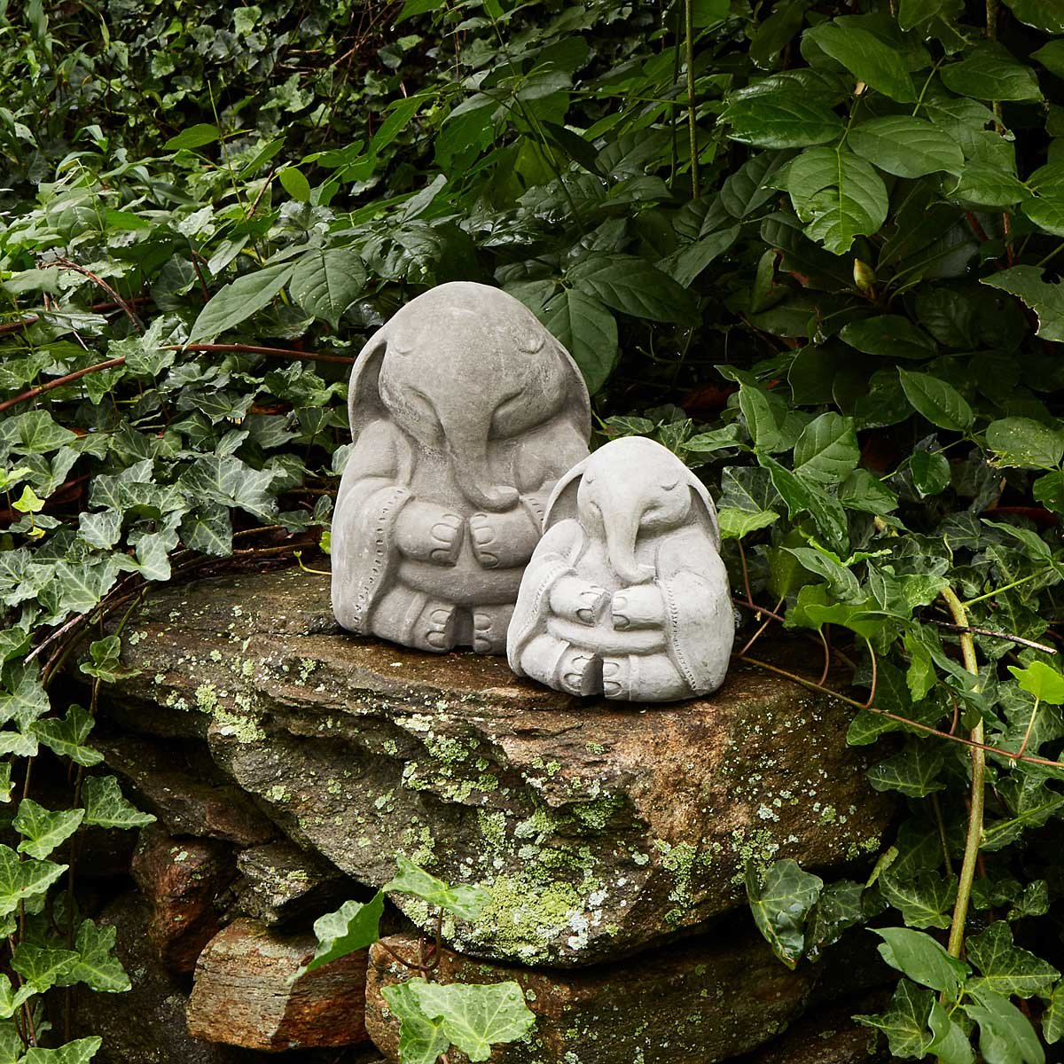 Image result for Zen Elephant Garden Sculpture
