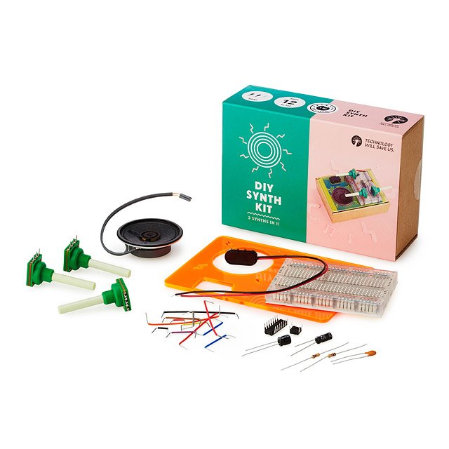 DIY Synth Kit