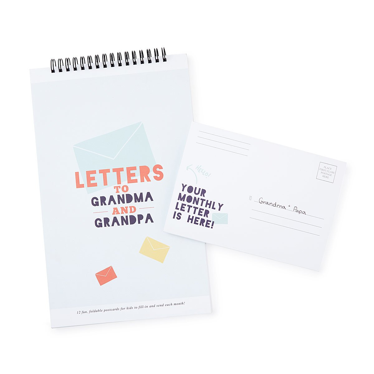 Letters To Grandma & Grandpa 1 Thumbnail