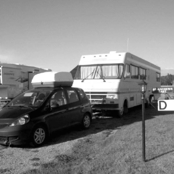 Car and Camper