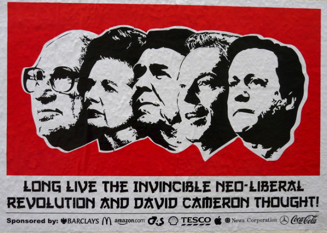 Image result for tony blair margaret thatcher neoliberalism