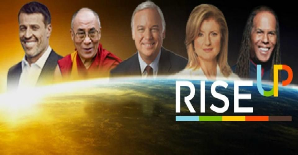 How One Entrepreneur's Coming Film 'RiseUP' Is Uniting Global Leaders Across Industries