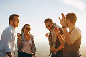 'Un-Networking': The Art Of Leading With Yourself, Not Your Business Card