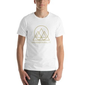Short-Sleeve Unisex T-Shirt – White