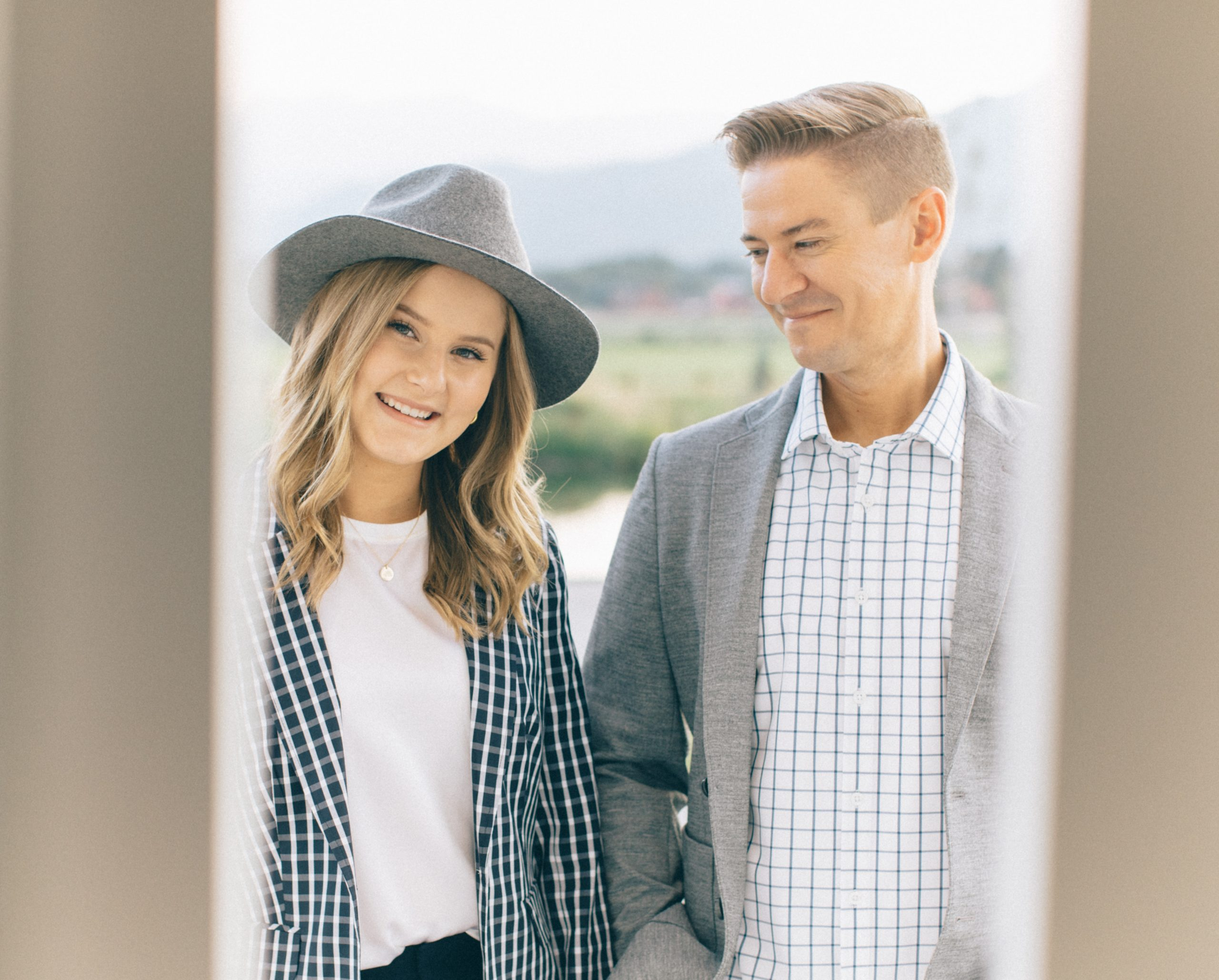 Ep 247: Picture This: A Dad and Daughter Duo Filling Our Hearts with Hope and Joy Through Their Music with Mat and Savanna Shaw