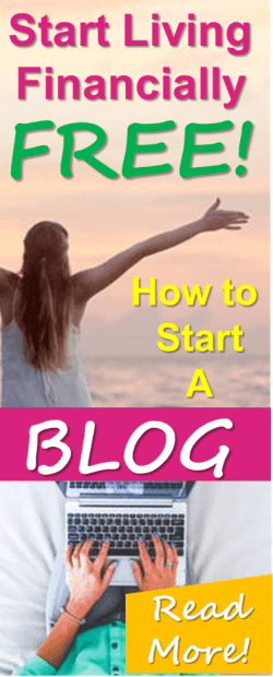 Jobs suck! How To Start A Blog and Make Money! You CAN do this and it is easier than you think to make money blogging! Starting a blog is the best side hustle you can do to become an online entrepreneur!