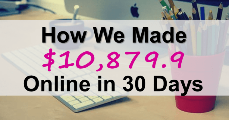 December 2017 Online Income Report – $10,879.9