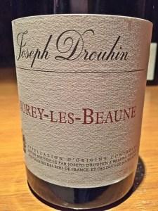 Joseph Drouhin Chorey-les-Beaune