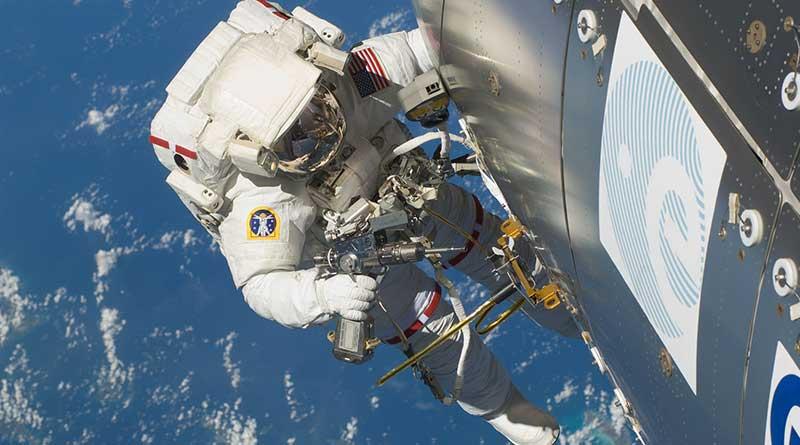 Affinare il vino nello spazio: fatto!