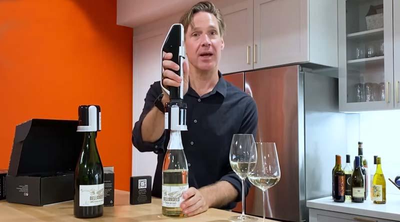 Coravin per i vini spumanti: adesso c'è! Arriva Coravin Sparkling.
