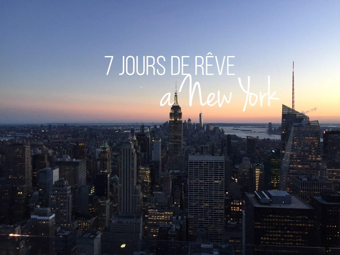 voyage à new york tout compris