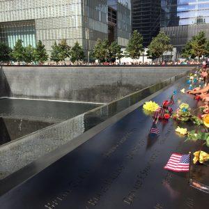 Ground Zero le 9/11 2016