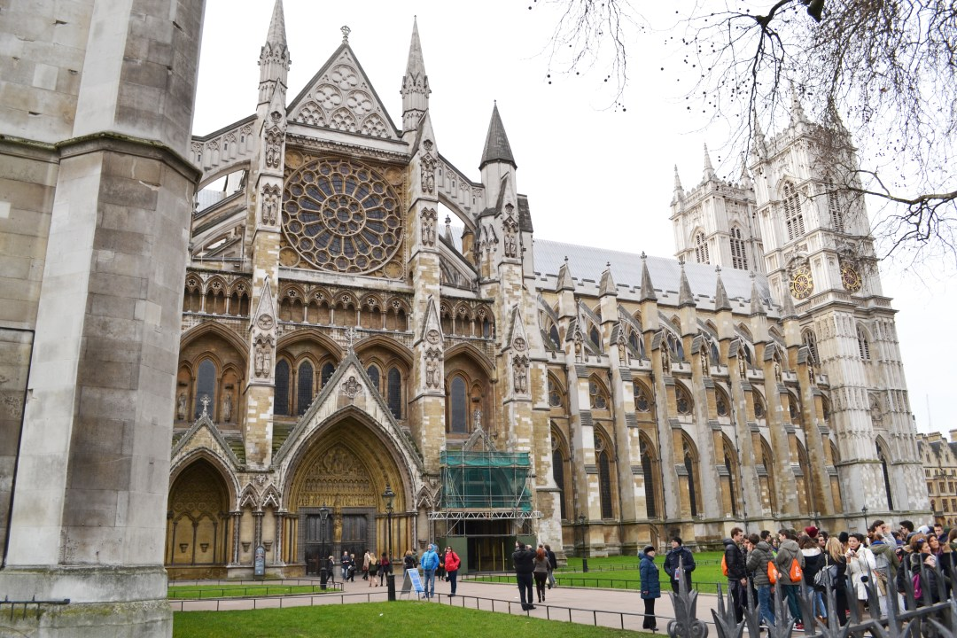 Westminster Abbey Londres_uncoupleenvadrouille