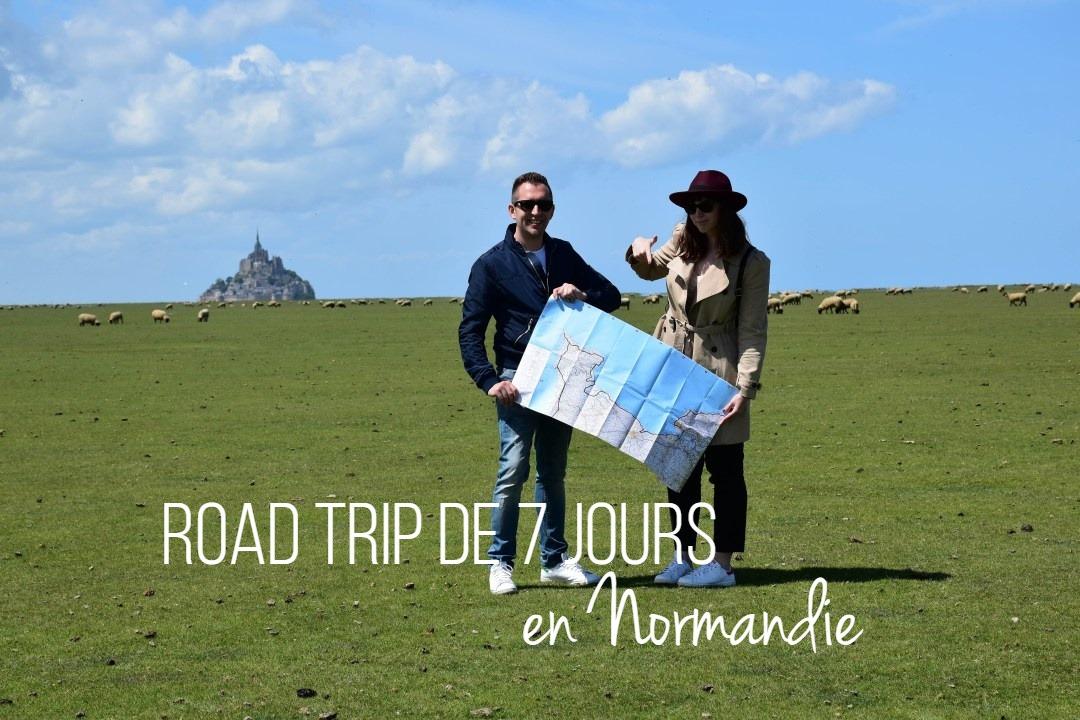 Road-Trip de 7 jours en Normandie