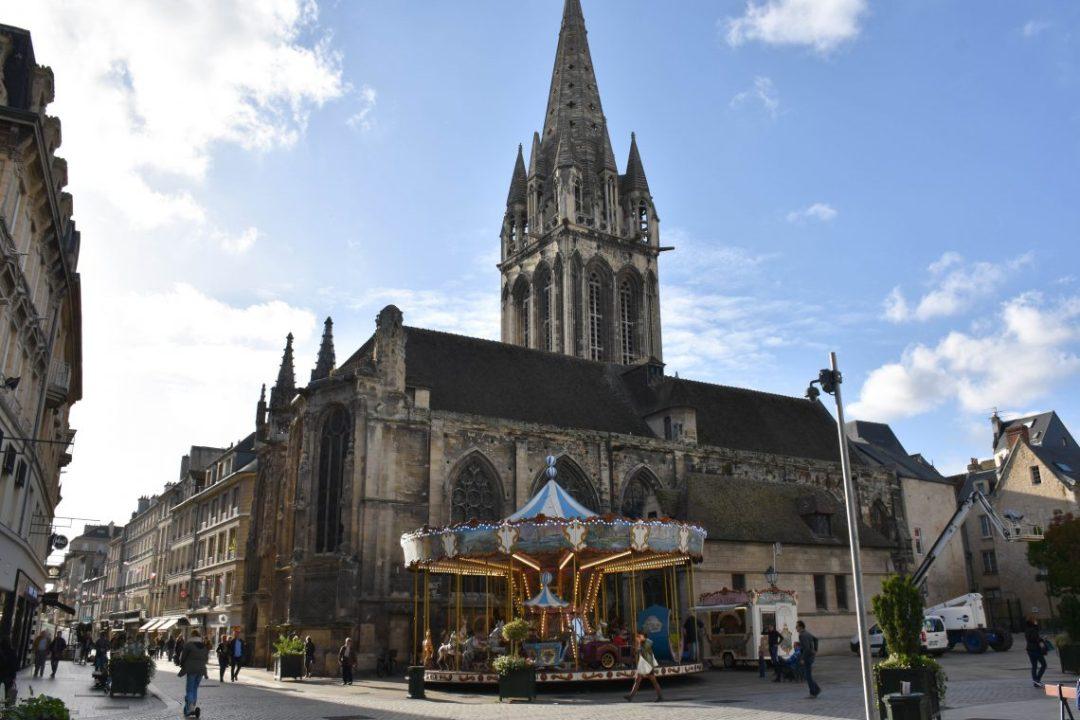 Église Saint-Sauveur de Caen