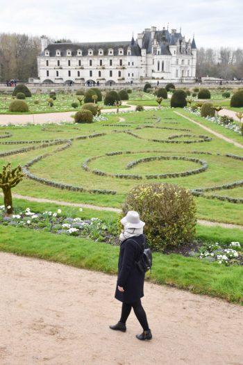 jardin de diane de poitiers Chateau de Chenonceau_Val de Loire_un_couple_en_vadrouille.jpg4