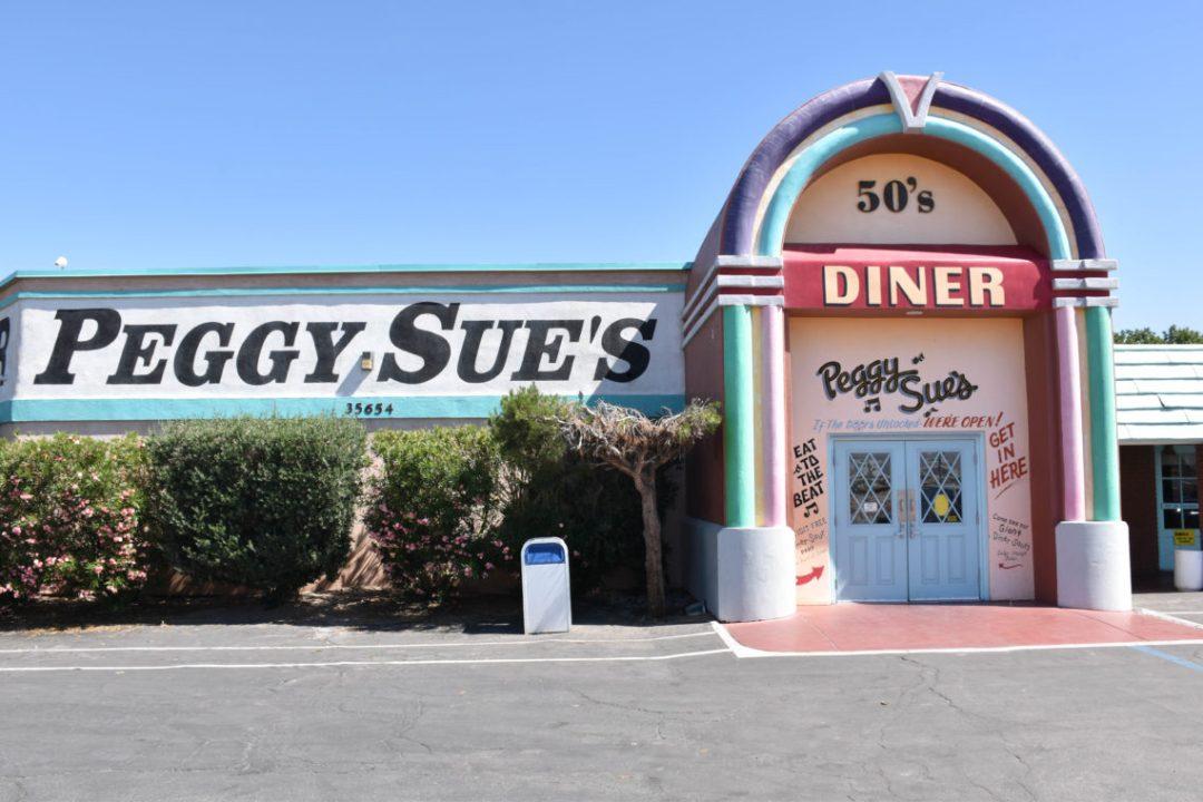 peggy sue's restaurant