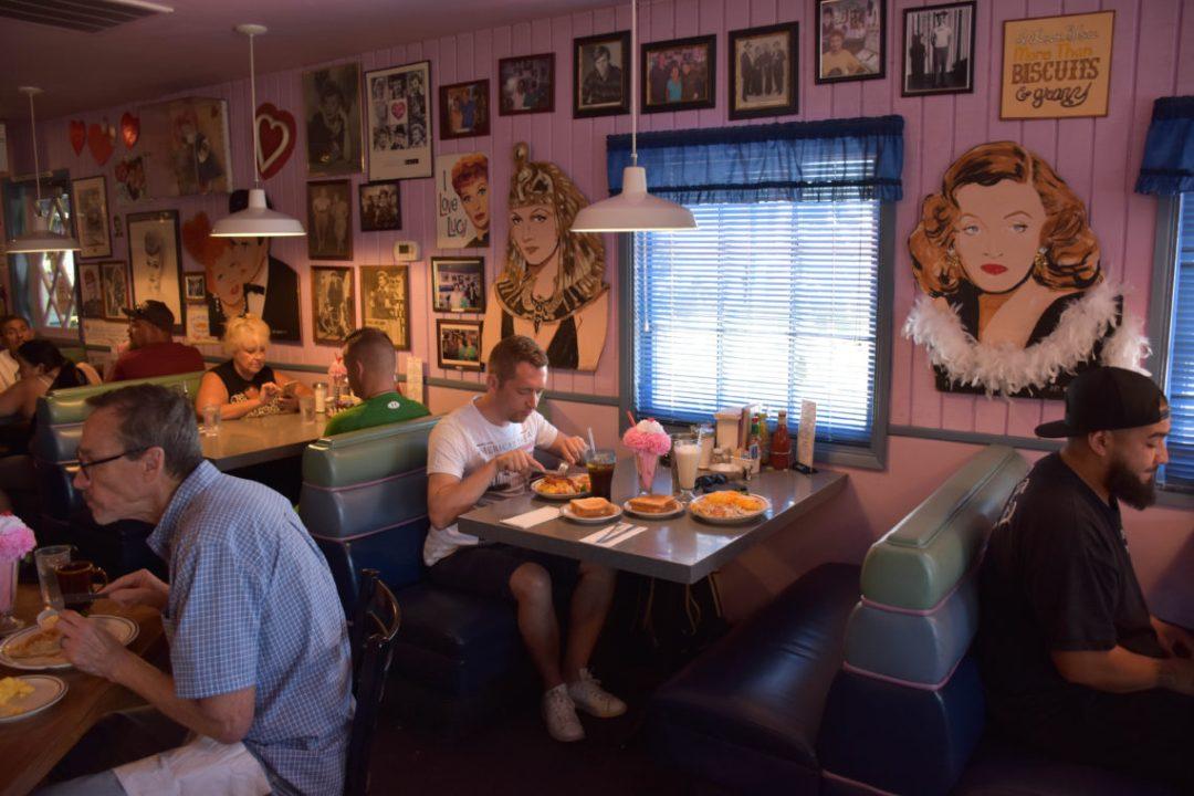 Peggy Sue restaurant Las Vegas