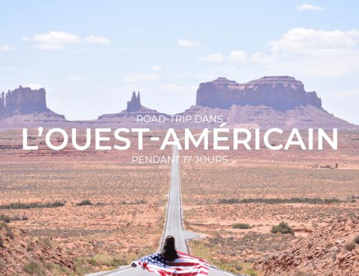 Road Trip dans l'Ouest américain pendant 17 jours (2)
