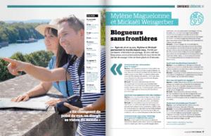 Interview Un couple en vadrouille dans le VAC de Conflans Sainte Honorine_Yvelines