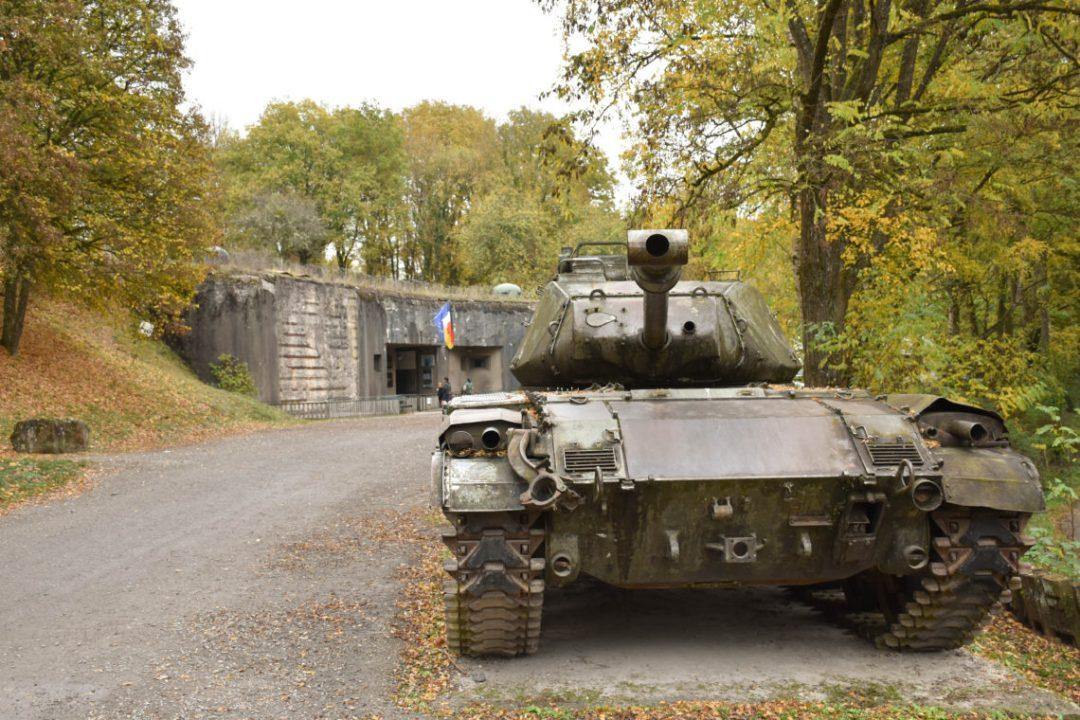 Ouvrage du Four à Chaux - ligne Maginot - Lembach en Alsace