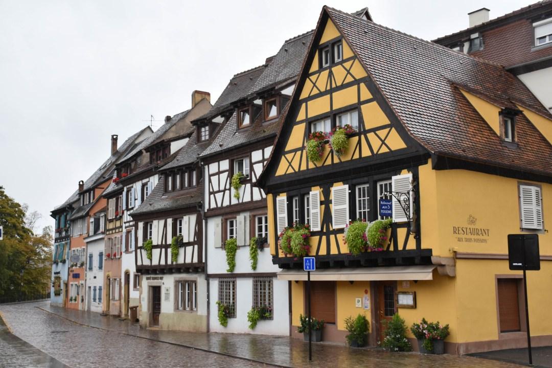 Ruelle à Colmar