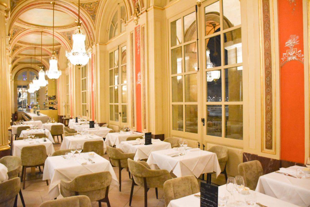 Intérieur Le Quatrième Mur - Restaurant Chef Philippe Etchebest