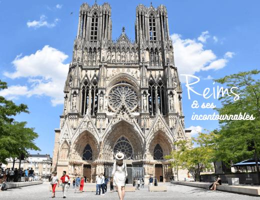 Reims en un week-end