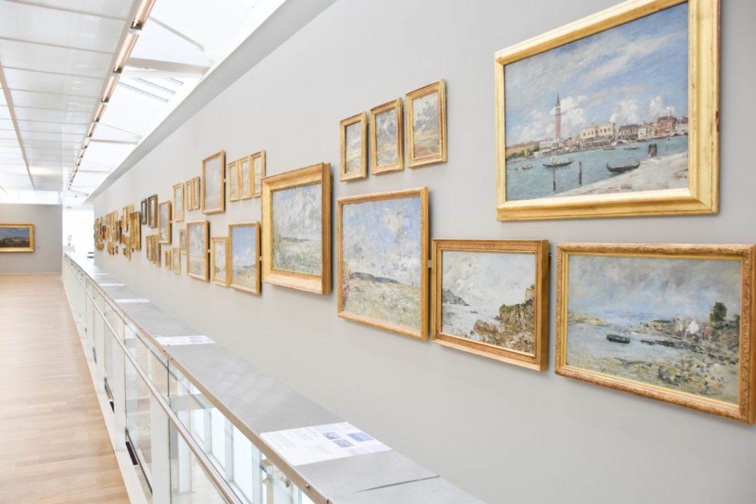 Tableaux au Muma_Musée d'art moderne André-Malraux