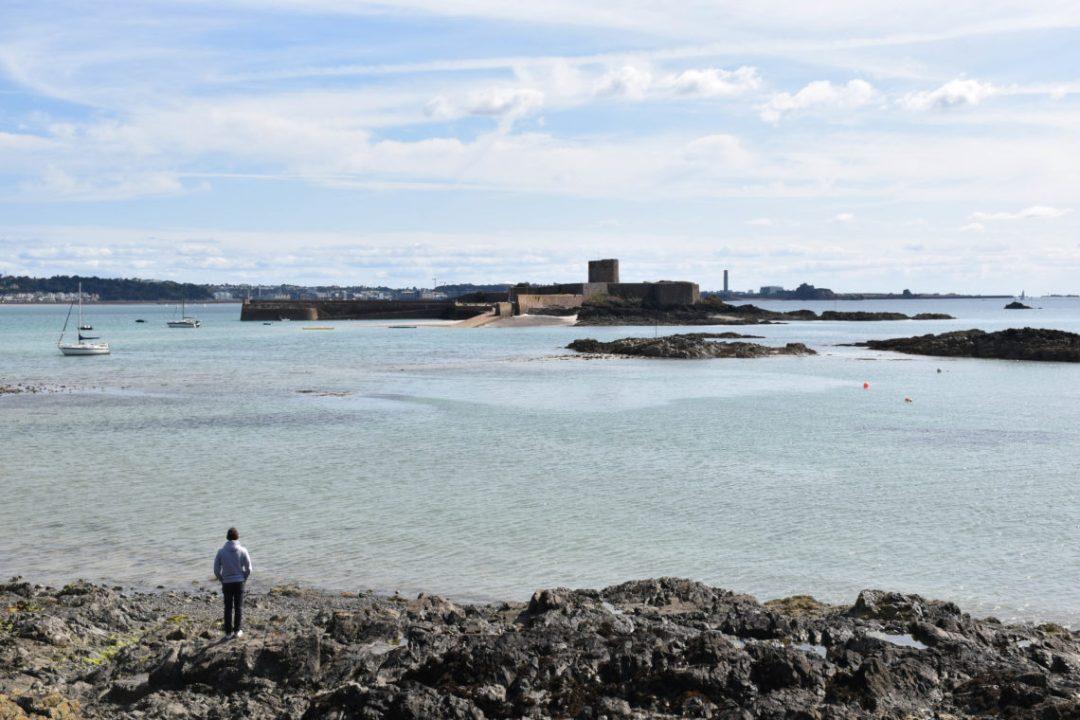 Fort Saint-Aubin à Jersey