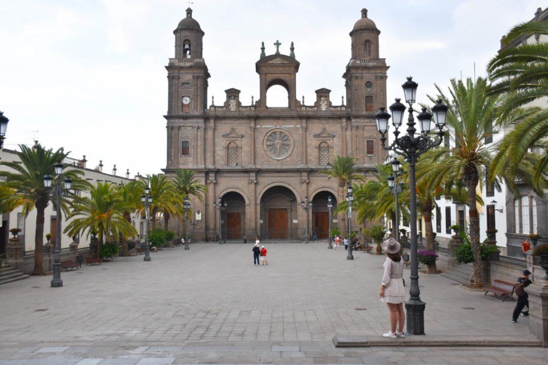 Cathedrale Las Palmas de Gran canaria
