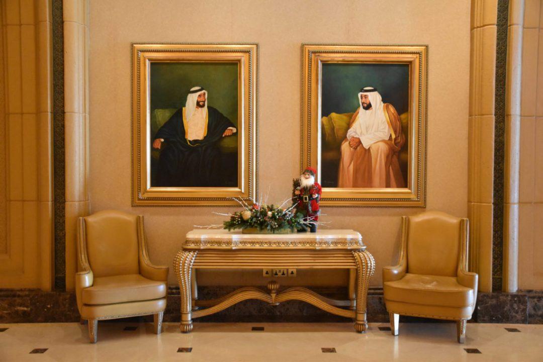 Intérieur Emirates Palace
