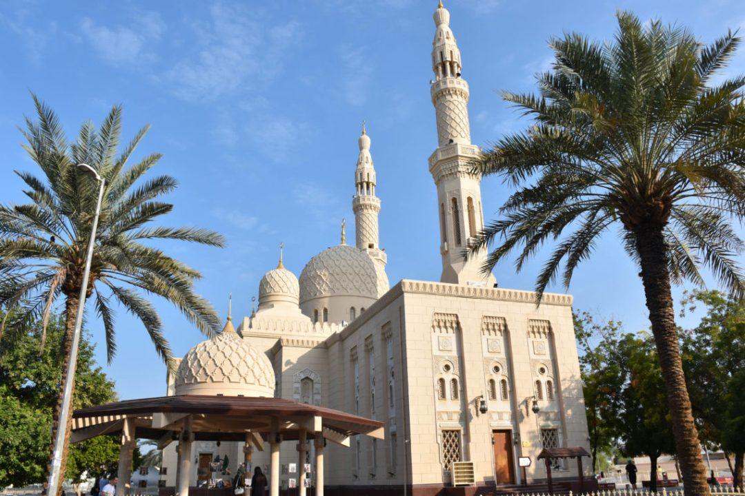 Mosquée de Jumeirah de Dubai