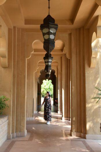 Souk Madinat Jumeirah et son hotel