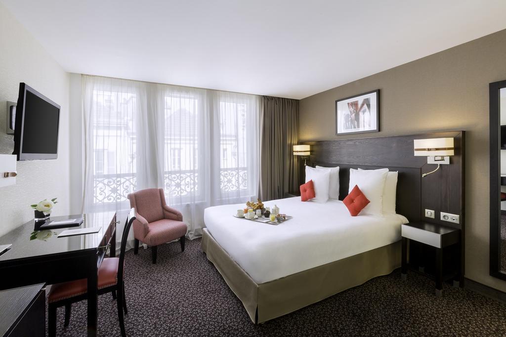 Hotel best Western de Troyes