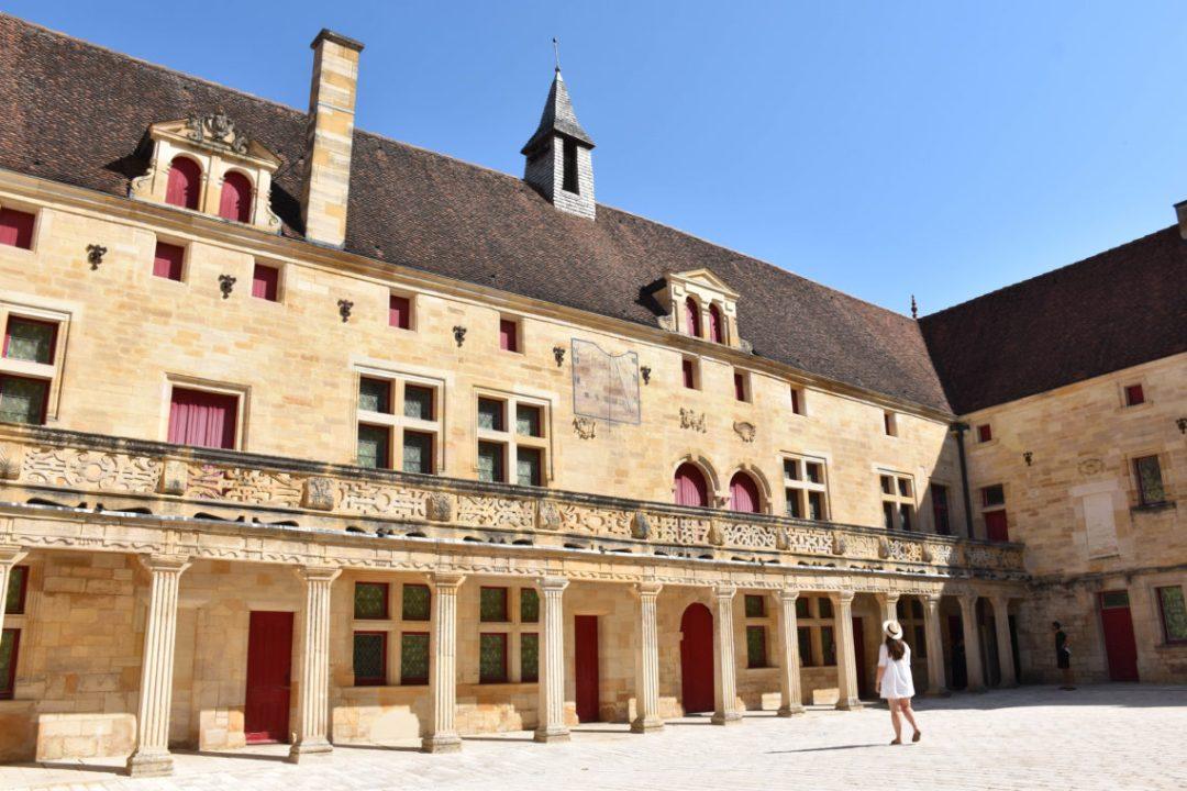 Collège Gilles de Trèves à Bar le Duc